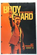 The Hitman S Bodyguard Movie Poster 27x40 Two Sided New Ebay