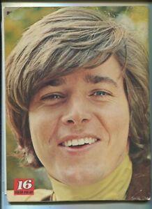 16-Magazine-Sept-1969-Bobby-Sherman-Doors-Tommy-James-amp-The-Shondells-MBX89