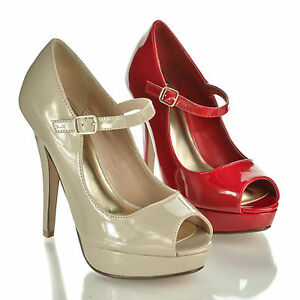 Keitha-Peep-Toe-Dress-Mary-Jane-Pump-Platform-Stiletto-Heel-Sandal