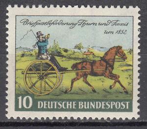 BRD 1952 Mi. Nr. 160 Postfrisch LUXUS!!!