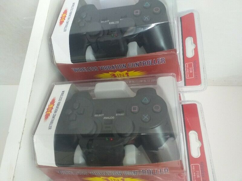 PC 3in1 controllers
