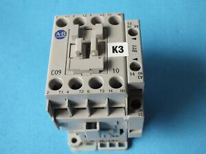Allen Bradley  100-C09*10 Ser A  Coil 24V 50/60Hz (100-C09-10) & 100-S Ser B