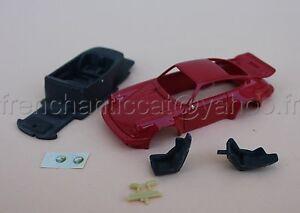 NC/'/' Voiture Ferrari 340 MM 547 coq rouge collector 1//43 Heco Miniatures Château