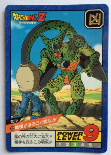 Dragon ball Z Super battle Power Level 212