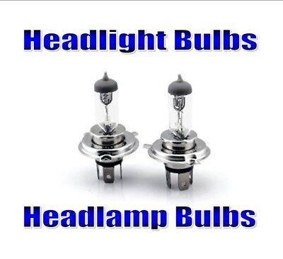 Toyota Hilux MK3 100w Super White Xenon High//Low//Canbus LED Side Headlight Bulbs
