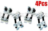 4pcs Mini Coil Sring Compressor Adjustable Spring Struts Shocks Adjuster Tools