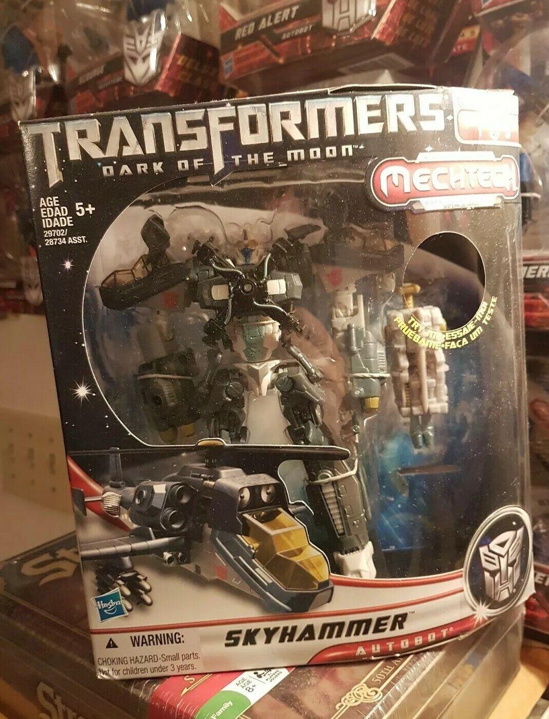 Transformers Dark of the Moon Skyhammer MISB