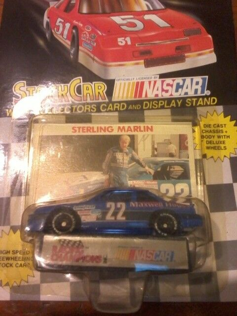 Racing Champions NASCAR die cast Collection of 12 cars set