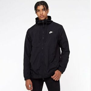 Nike-Sportswear-Men-039-s-Woven-Jacket-928857-Large-MSRP-110-00