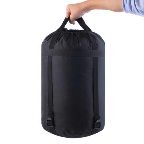 Wasserdichte Kompressionspacksack Tasche Camping Schlafsack AufbewahrungspaAB Hl