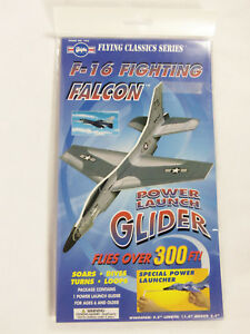 Gayla-Industries-Flying-Classics-Series-US-Air-Force-F-16-Fighting-Falcon-Glider