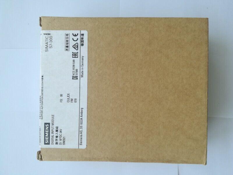 Siemens SIMATIC S7-300 Digital input module SM 321 6ES7 321-1BH02-0AA0