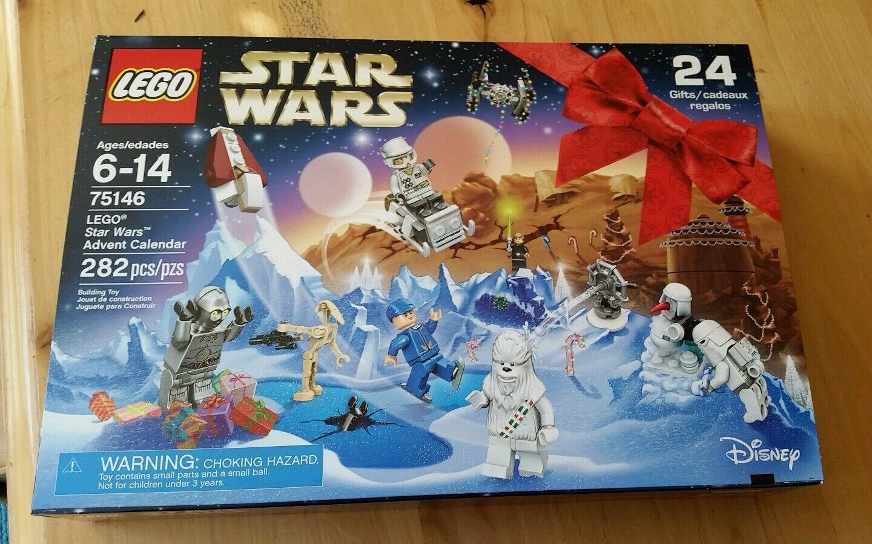 Lego Star Wars 2016 Advent Calendar New 75146