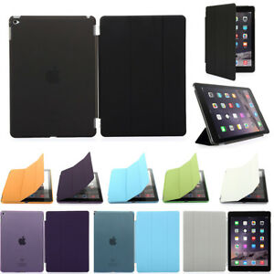Ultra-Thin-Magnetic-Case-Leather-Smart-Cover-Stand-For-iPad-Air-2-A1566-A1567