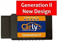 Carly for BMW iPhone and iPad WIFI Generation 2 OD2 High Quality Adapter