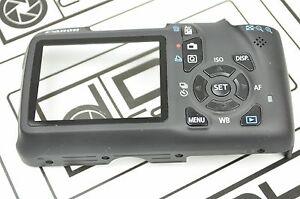 Canon Eos 1100d ( Rebel T3 / Kiss X50) Arrière Coque Avec Fenêtre Pièce De Vente En Ligne Du Dernier ModèLe En 2019 50%
