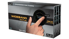 PLX GEN 4 Wideband O2 Air Fuel Ratio SM-AFR V2+DM-6 Multi Gauge Touch Screen Kit
