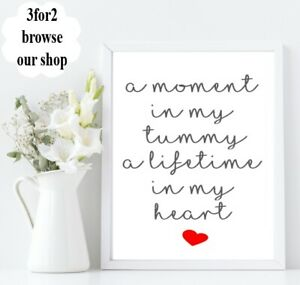 Wall quote Print A4 Girls Rule Kids Teen Family Love Bedroom Home Gift *3FOR2*