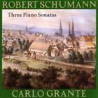 Klaviersonaten op.11,14,22 von Carlo Grante (2009)