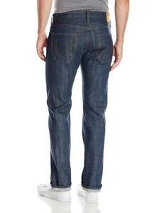 True Religion Kurt Slim Fit Men S Raw Selvedge Denim Jeans Made In
