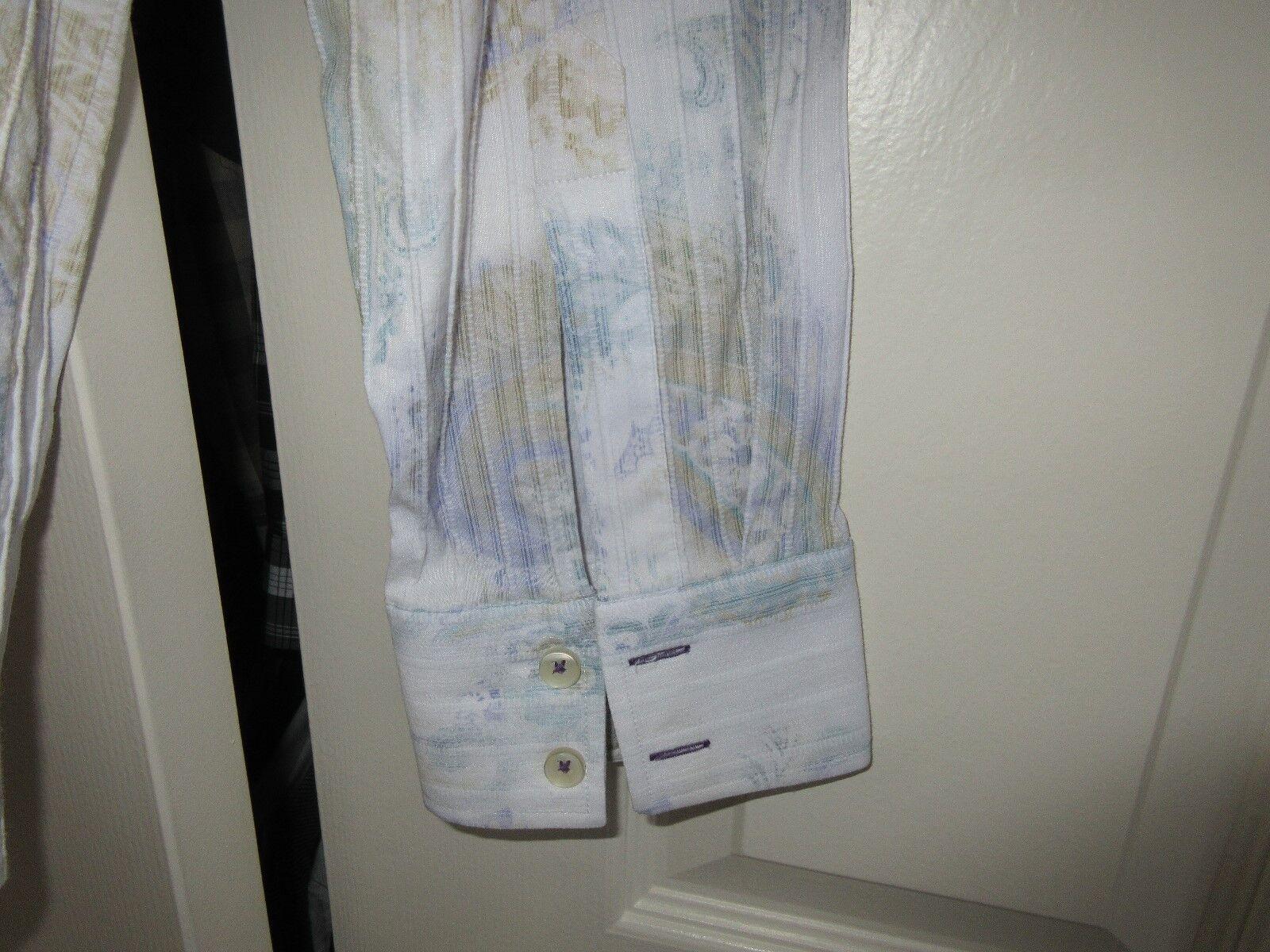 Haupt , Size 3XL , 47/48 , 18 1/2, Men's Long Sleeve Sh