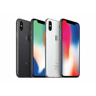 Apple iPhone X - 64GB - 256GB - Spacegrau - Silber - WOW !