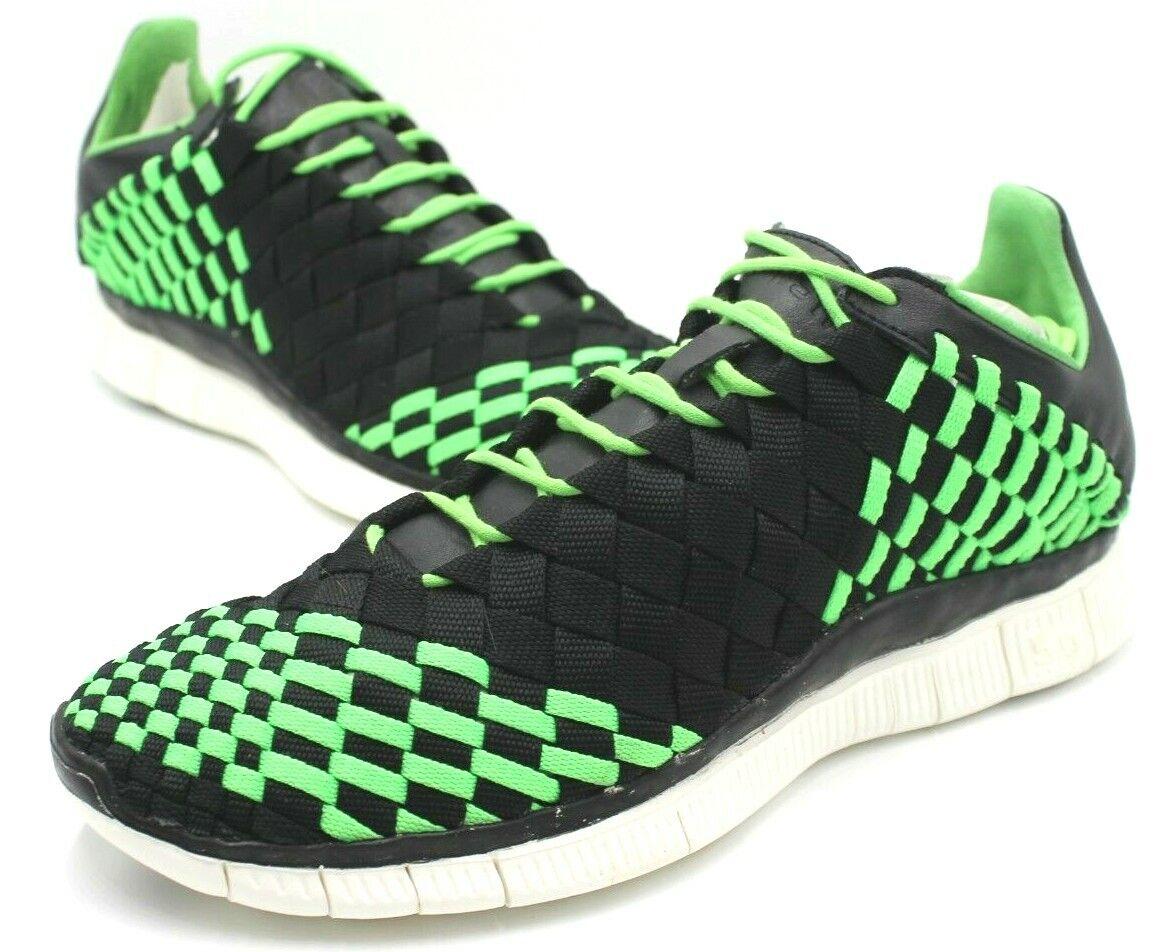 Amplificare Mancante Soldato  Nike Free Inneva Woven Running Shoe 5.0, Women Size 8, 579916, Lime Green  Black | eBay