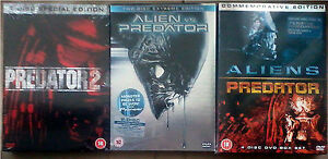 3-PREDATOR-ALIEN-SETS-TOTAL-8-DISKS-ALL-SPECIAL-EDTIONS-NEW-AND-SEALED