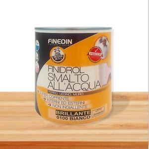 Vernice Per Giocattoli Ad Acqua Finidrol Certificata Ipolallergenica da 0,750 lt