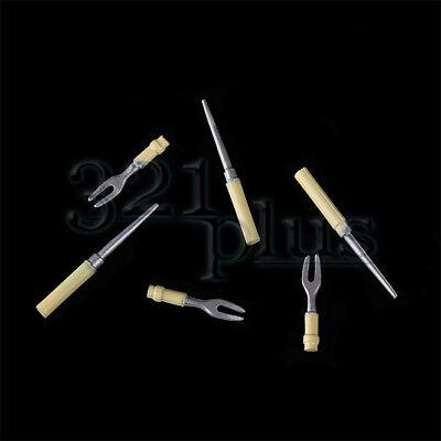 Neu 3pcs Miniature Tools Cutlery Set Dollhouse Kitchen 1:12 HOT Set D6X6