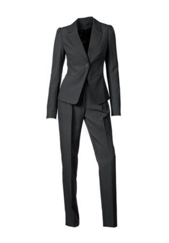 Pantalons Costume Set Taille 34 Neuve Best Connection Gris Femmes Business Blazer Pantalon BC
