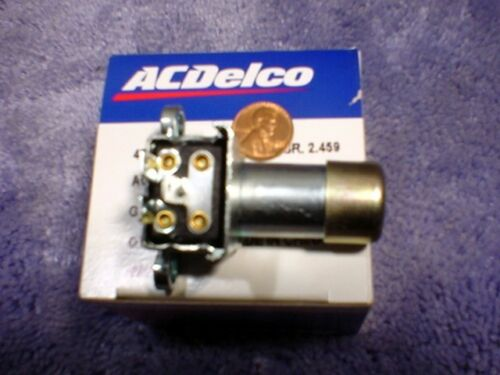GM NOS 60-84 CHEV CHECKER HDLT DIMMER SW! IHC JEEP