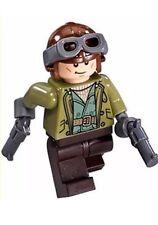 LEGO DC Steve Trevor Minifigure ONLY 76075 Wonder Woman