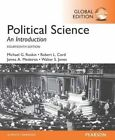 Political Science: An Introduction by Michael G. Roskin, Walter S. Jones, James A. Medeiros, Robert L. Cord (Paperback, 2016)