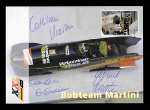 Cathleen Martini Bob AK orig Bob signiert
