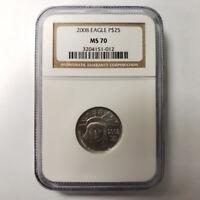 1/4oz Platinum Eagle NGC MS70 Coin Mississauga / Peel Region Toronto (GTA) Preview