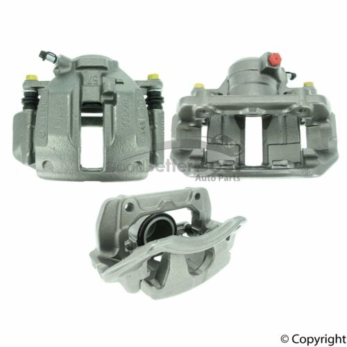 One OPparts Disc Brake Caliper Front Left 61233574 for Mercedes MB