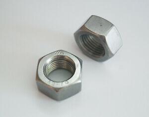 8.8 Stahl M2-M30 Sechskantmutter DIN934 Hex Voll Mutter Muttern für Schrauben