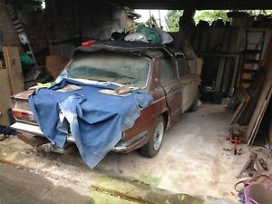 Triumph-Dolomite-Sprint-Barn-Find-40219-Miles-from-New-Very-Rare-Opportunity