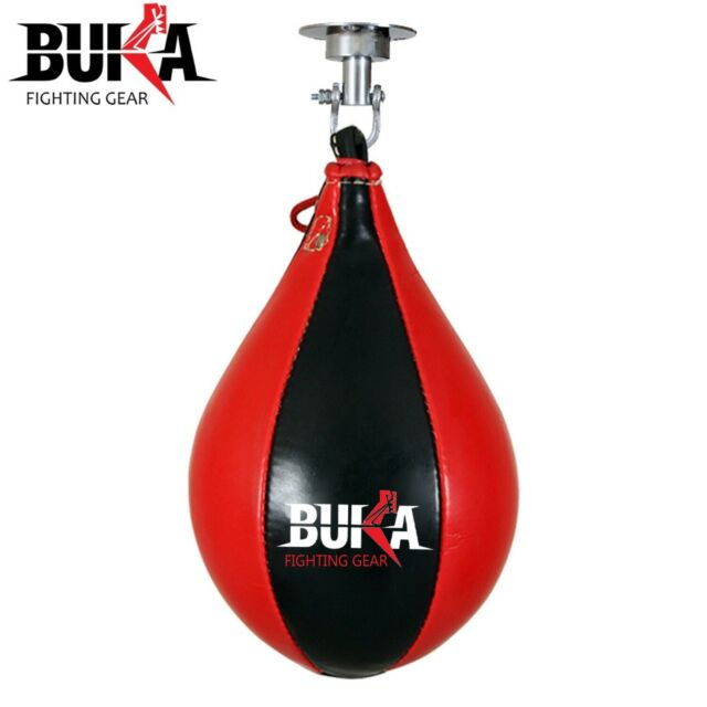 C069 Punching Bag Speedball Boxing Pear Shape Speed Ball Speed Fitness Punching