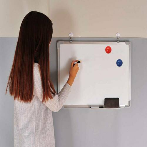 Magnetic Whiteboard Writing Board For Office Aluminum Kids Drawing BoardSchool