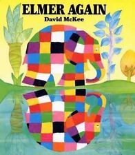 Elmer Again (Elmer Books) by McKee, David