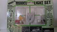 Dolls House Miniatures 1/16th Scale Hobbys Lighting Set 1905