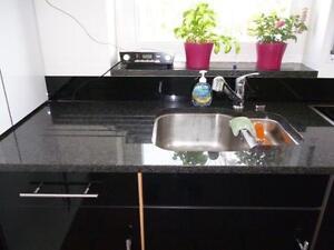 Kuchenarbeitsplatte Platte Arbeitsplatte Kucheninsel Nero Impala