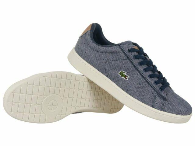 Lacoste  Damen Sneakers CARNABY EvO 1  Schuh Freizeitschuh Sportschuhe Sneaker