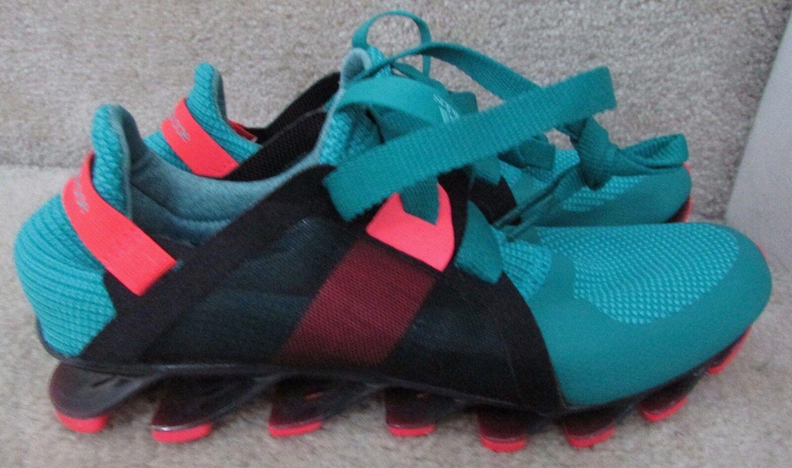 Adidas Springblade meghajtó AF5283 Teal SAMPLE Női futócipő méret 7