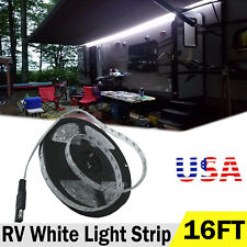 New A/&E Patio Awning Secondary Rafter 44.5 White Dometic RV Camper 3309974.008B