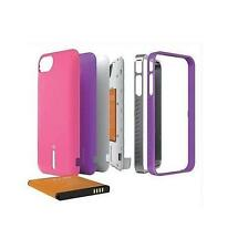 iBattz Mojo Vogue Battery Case for iPhone 4/4S  w/2 Batteries BRAND NEW IN BOX!