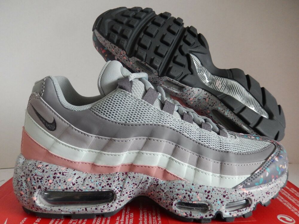 WMNS NIKE AIR MAX 95 SE LIGHT PUMICE rose