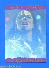 MICHAEL JACKSON - Panini 1996 - CARD - Figurina-Sticker n. 83